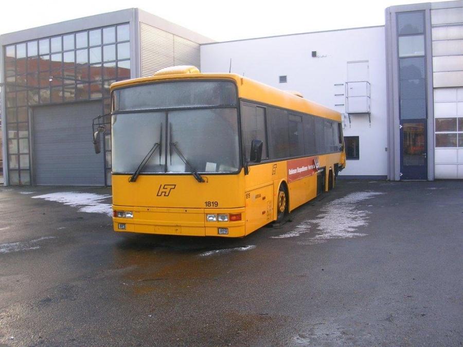 Arriva 1819 i Vejle den 20. november 2004