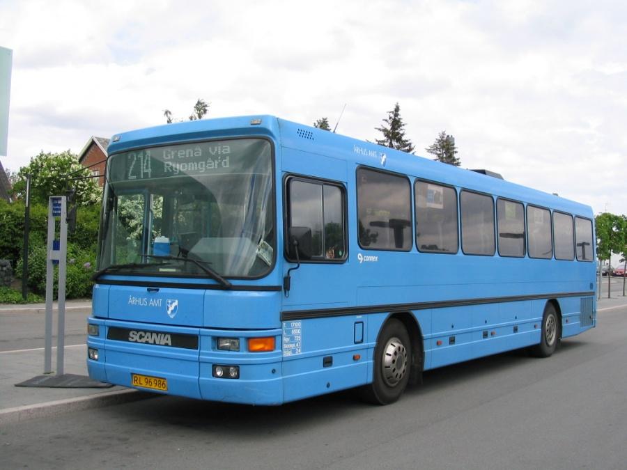 Connex 2689/RL96986 på Grenaa Trafikterminal den 30. maj 2005