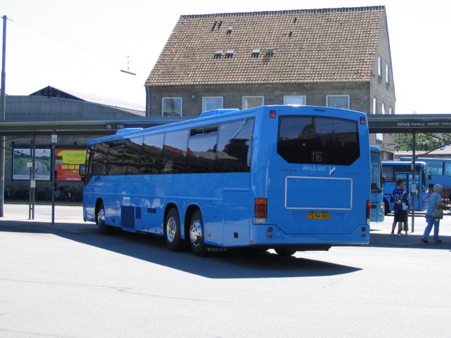 Todbjerg Busser 171/TS94983 på Århus Rutebilstation den 30. juni 2005