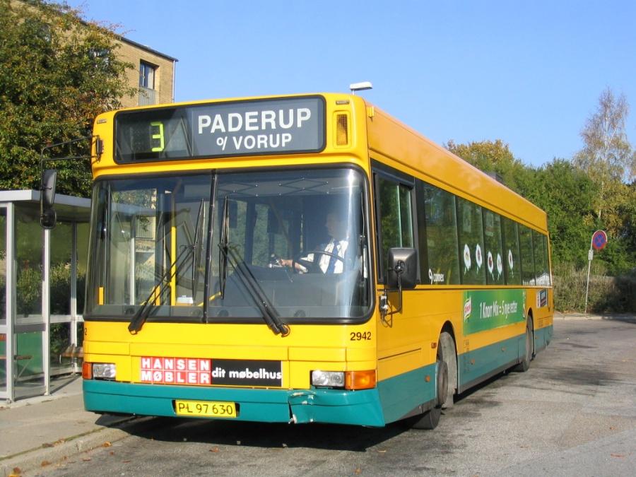 Connex 2942/PL97630 på Platanvej i Randers den 19. oktober 2005