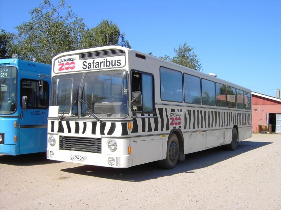 Givskud Zoo SJ24045 i Givskud den 26. juli 2006