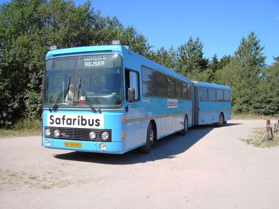 Sørens Rejser NK88083 i Givskud Zoo den 26. juli 2006