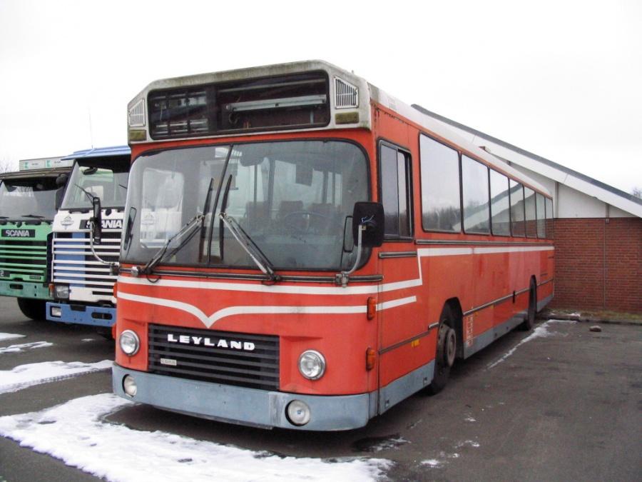ex HHJ 56 på KTA Horsens den 17. marts 2006