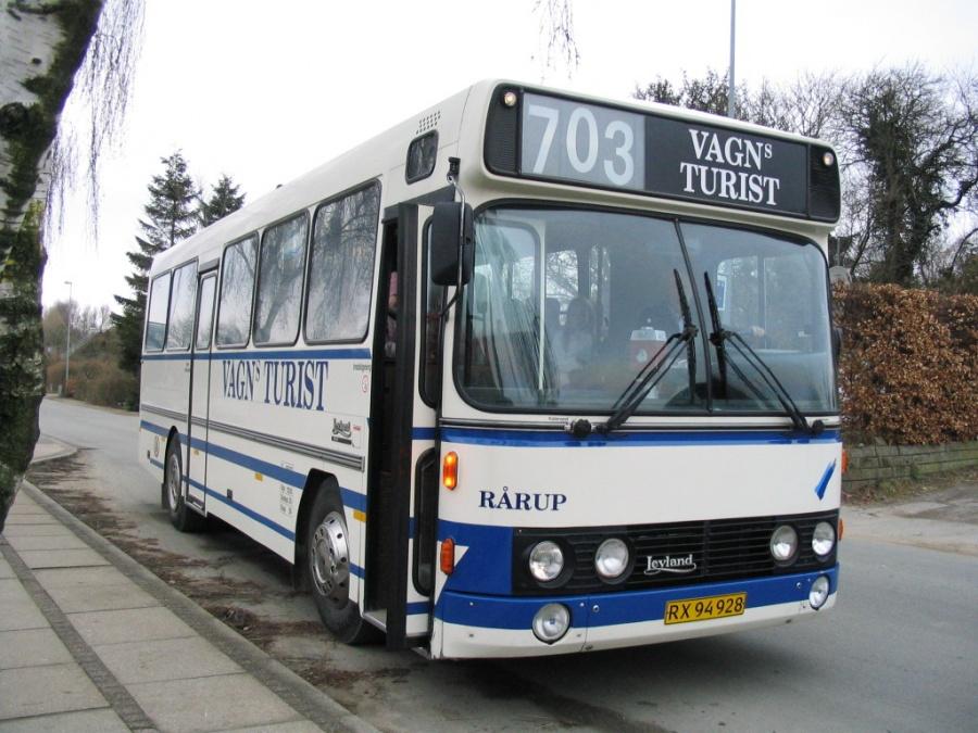 Vagns Turist RX94928 i Rårup den 17. marts 2006