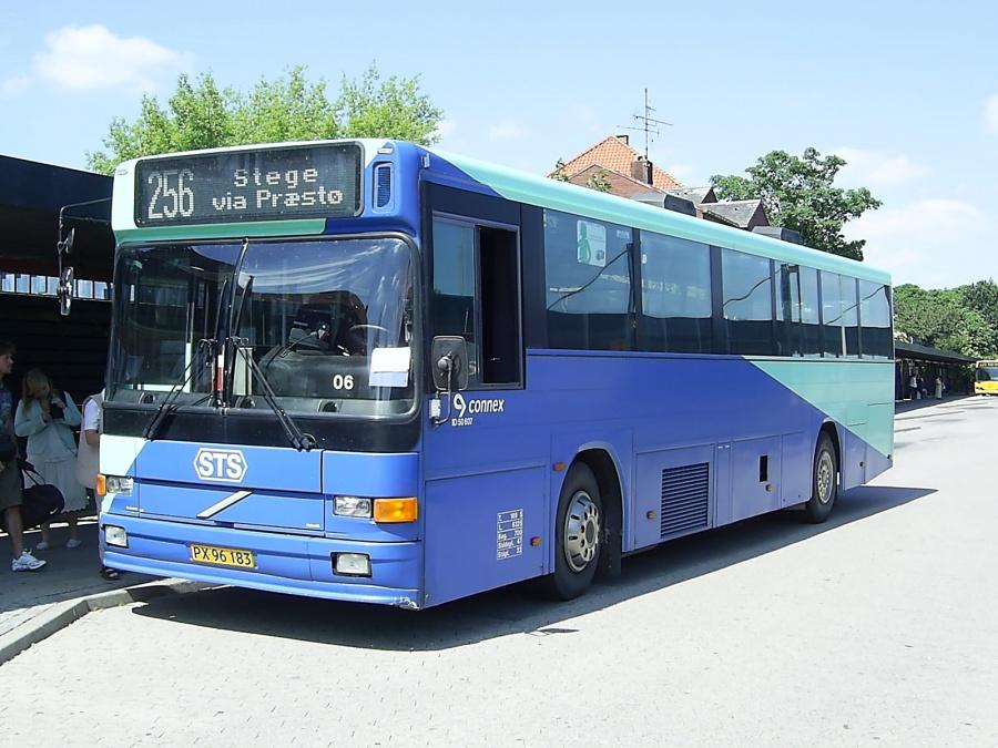 Connex 3106/PX96183 ved Køge Station den 23. juni 2005