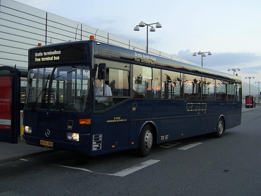 bus til københavns lufthavn