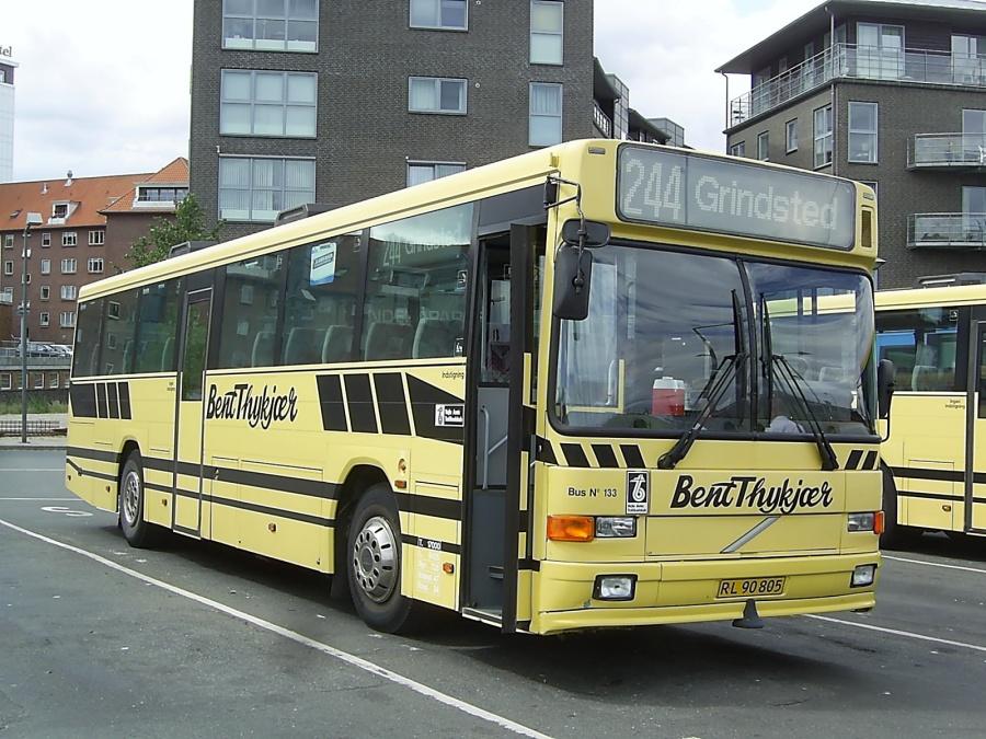 Bent Thykjær 133/RL90805 på Vejle Trafikcenter den 10. august 2006