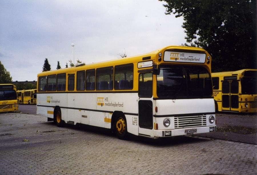 HTs medarbejderfond RE49942 i Islev den 3. oktober 1999