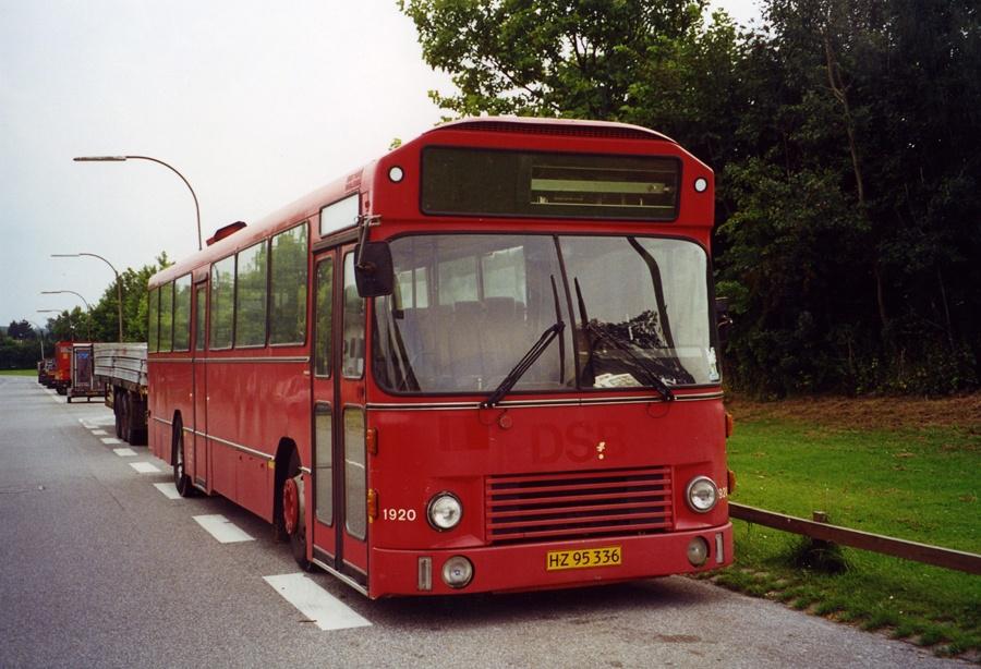 Jens Kolls Turist HZ95336 i Herlev i maj 2000