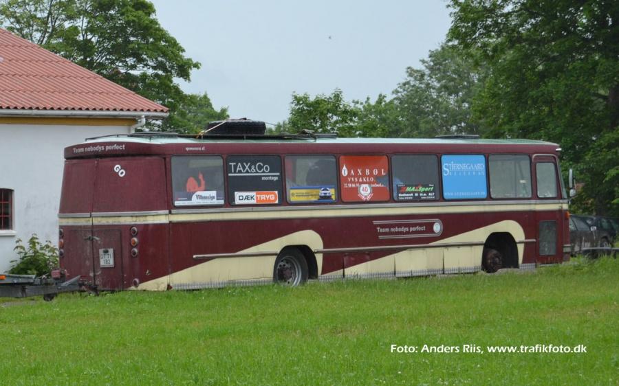 Team nobodys perfect DT71182 i Falslev den 13. juni 2012