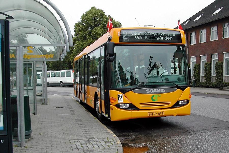 City-Trafik 134/SH93833 ved Fredericia st. den 1. juli 2002