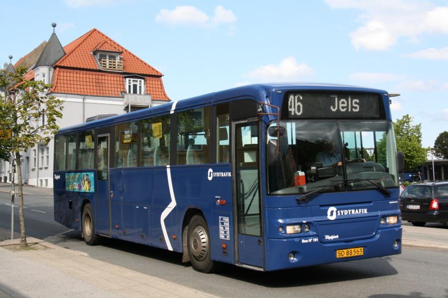 Bent Thykjær 191/SD88563 i Mazantigade i Kolding den 22. juni 2012