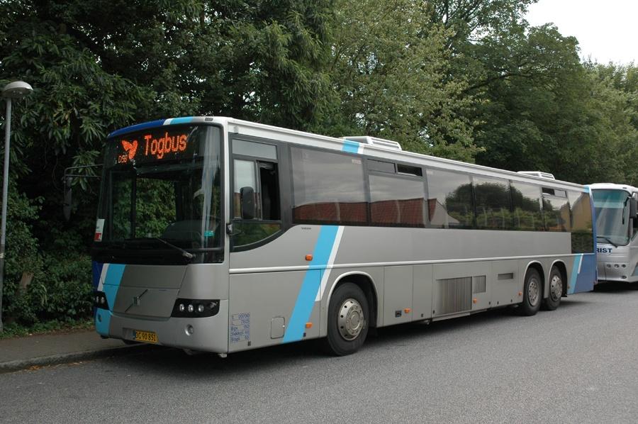 Egons Turist- og Minibusser DG90851 i Lejre den 4. august 2012