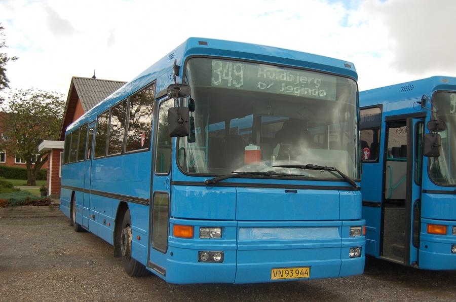 Venø Bussen VN93944 i Hvidbjerg den 23. august 2012