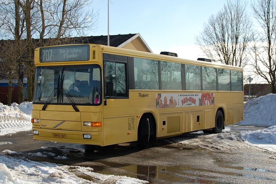 Bent Thykjær 136/XM91187 i Øster Jølby den 1. marts 2010