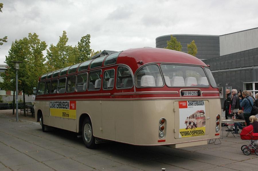HV99257 i Rødovre den 9. september 2012