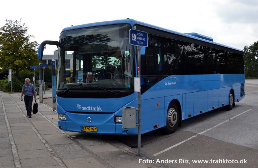 De Blaa Busser 94/CF97994 i Skive den 10. september 2012