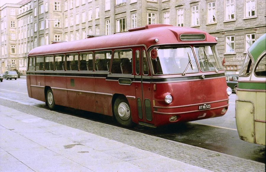 BT98523 på Park Allé i Århus