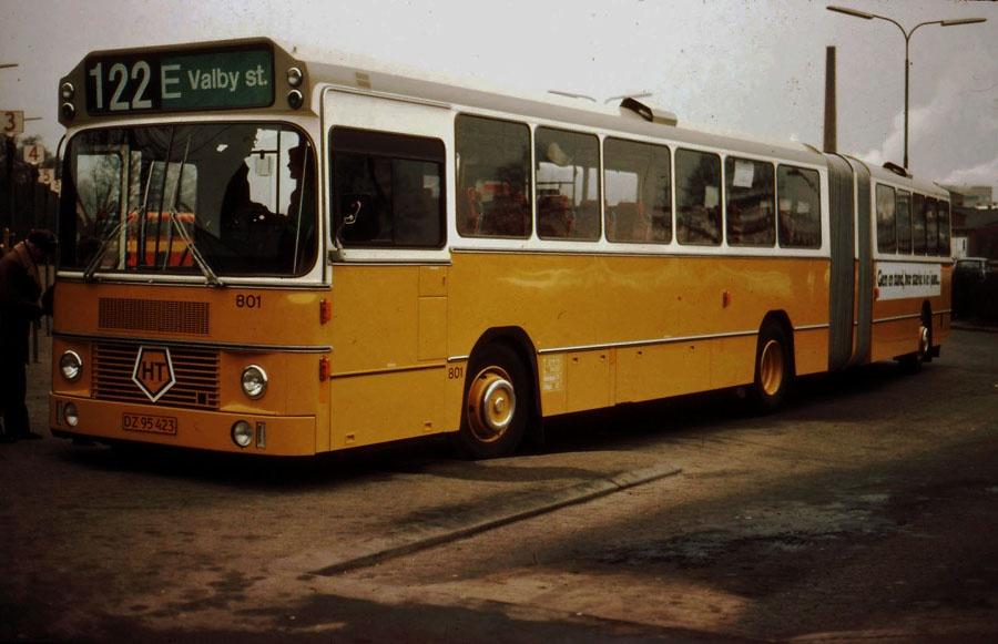 HT 801/DZ95423 ved Køge st.