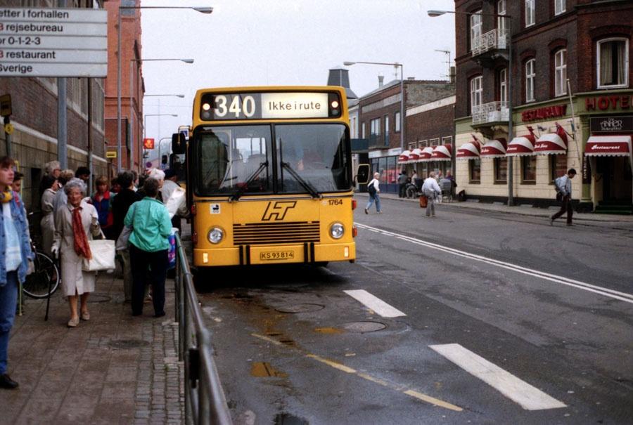 HT 1764/KS93814 ved Helsingør st.