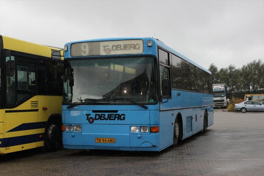 Todbjerg Busser 151/TB94482 ved Bus Center Vest i Kolding den 13. oktober 2012