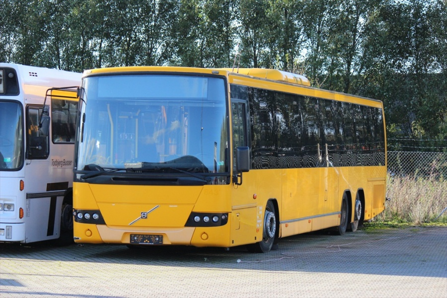 Netbus 8437 ved Bus Center Vest i Kolding den 13. oktober 2012
