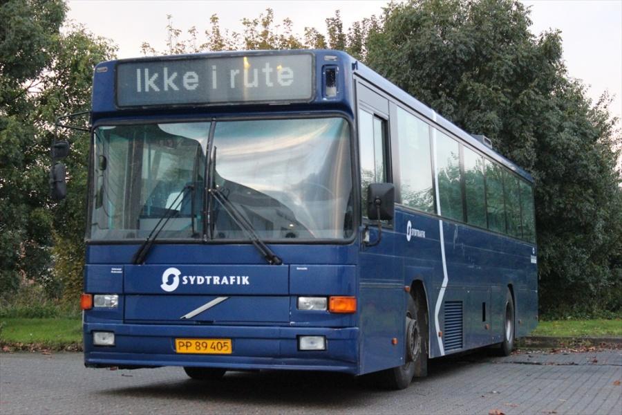 Rutebilselskabet Haderslev PP89405 ved Bus Center Vest i Kolding den 14. oktober 2012