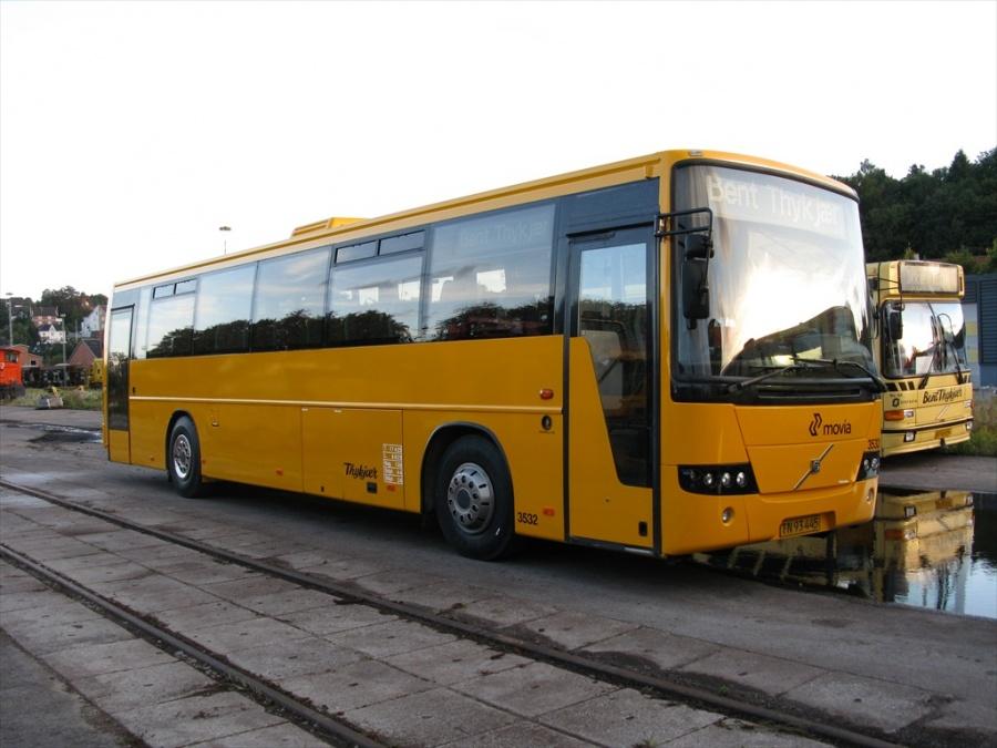 Bent Thykjær 3532/TN93445 i garagen i Vejle den 17. september 2012