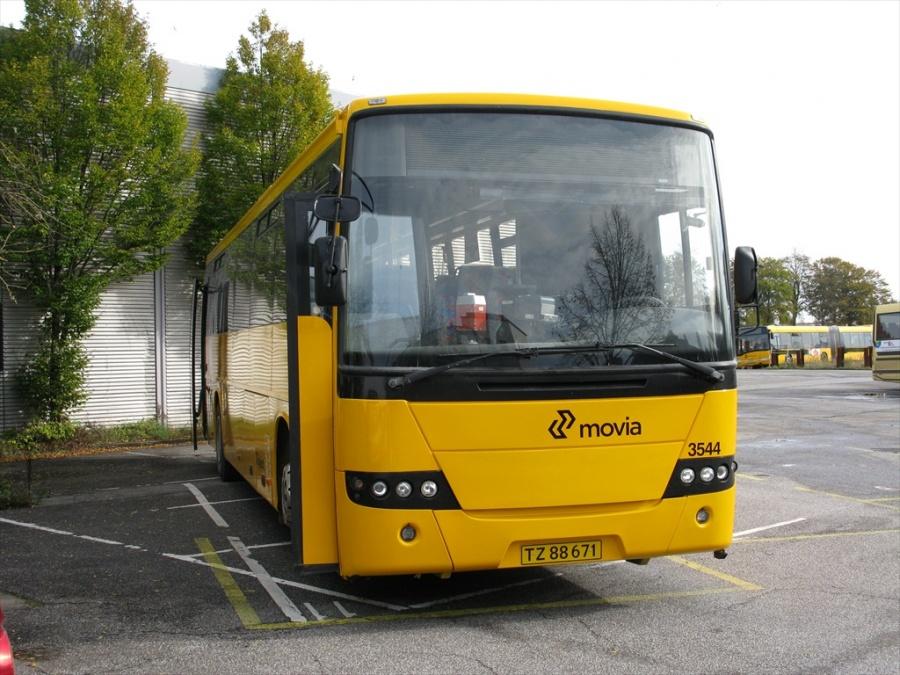 Bent Thykjær 3544/TZ88671 i garagen i Vejle den 17. oktober 2012