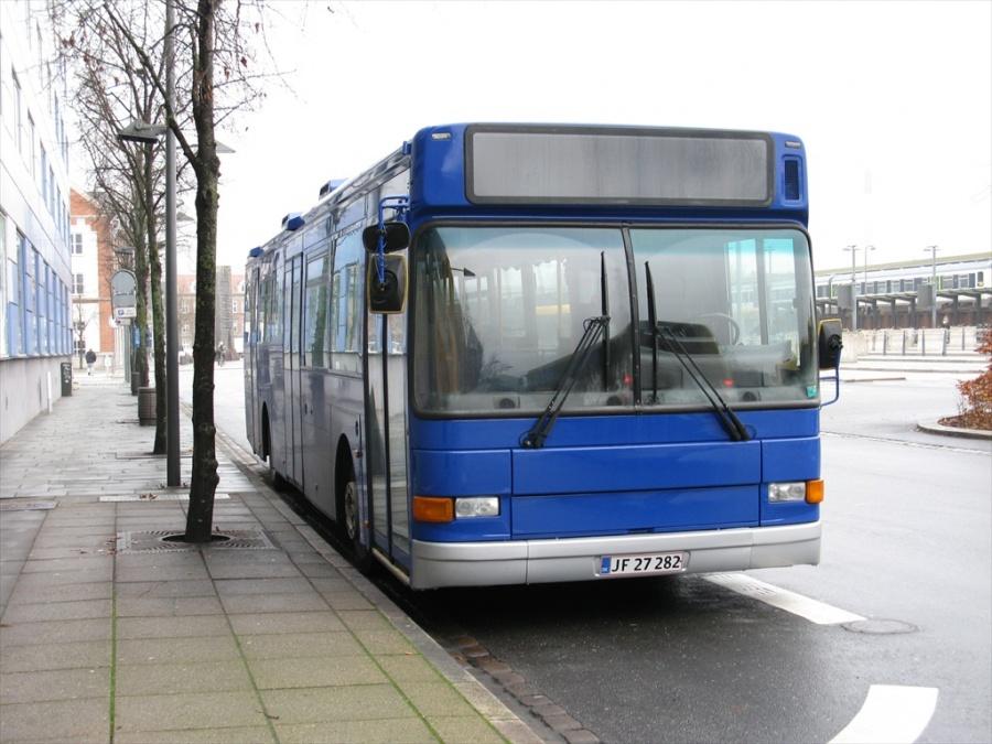 ? JF27282 på Vejle Trafikcenter den 14. november 2012