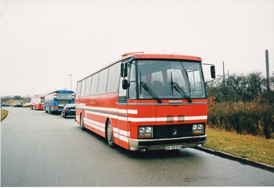 Tommerup Turistfart DR98056 ved Vejle Busophug den 5. marts 1999