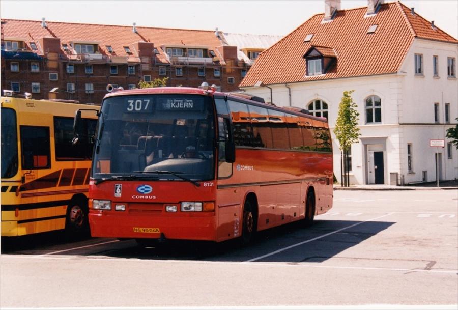Combus 8131/NS90048 på Vejle Trafikcenter den 28. maj 1998