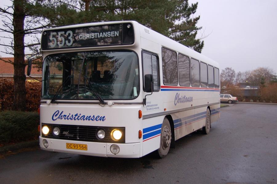 Christiansens Busser OC93564 i Otterup den 7. januar 2008