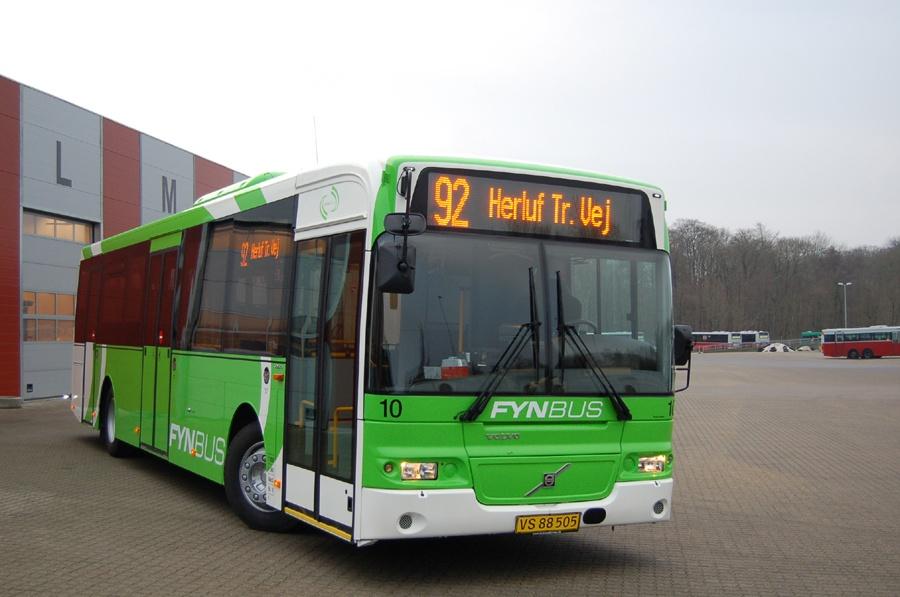 Odense Bybusser 10/VS88505 i Odense den 7. januar 2008