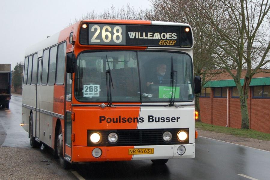 Willemoes NR96631 den 7. januar 2008