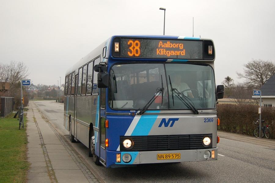 Arriva 2369/NN89575 i Hasseris den 13. februar 2008