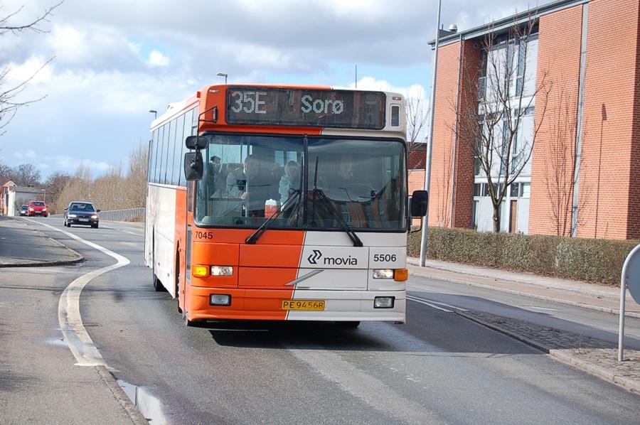 Arriva 5506/PE94568 i Slagelse den 27. marts 2008