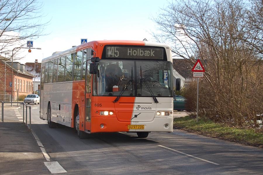 Ditobus 605/SU97226 i Nr. Jernløse den 27. marts 2008
