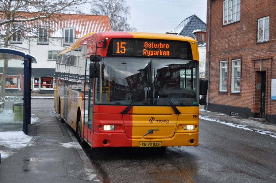 Arriva 1971/XN90829 på Ålholm Plads i Valby den 14. marts 2013
