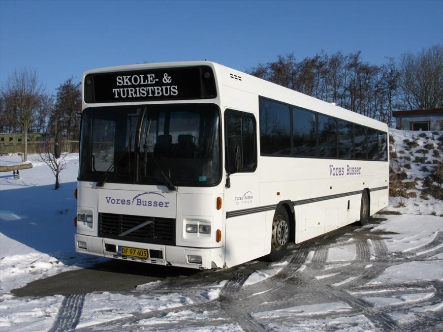 DF97405 på Moldevej i Vejle den 22. marts 2013