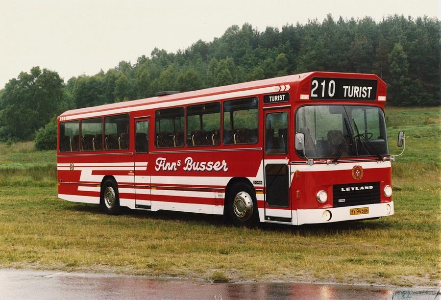 Finns Busser HY94506