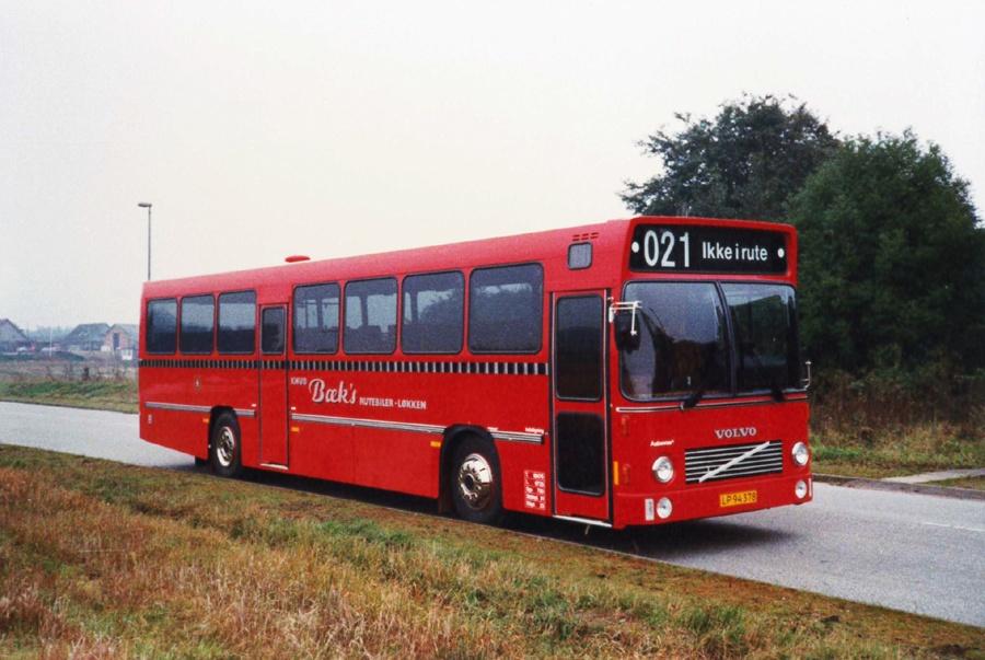 Knud Bæks Rute- og Turistbusser LP94378