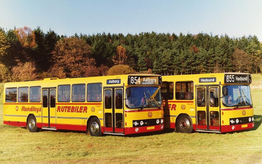 Standleys Rutebiler 1/LS89417 og 2/LS89418