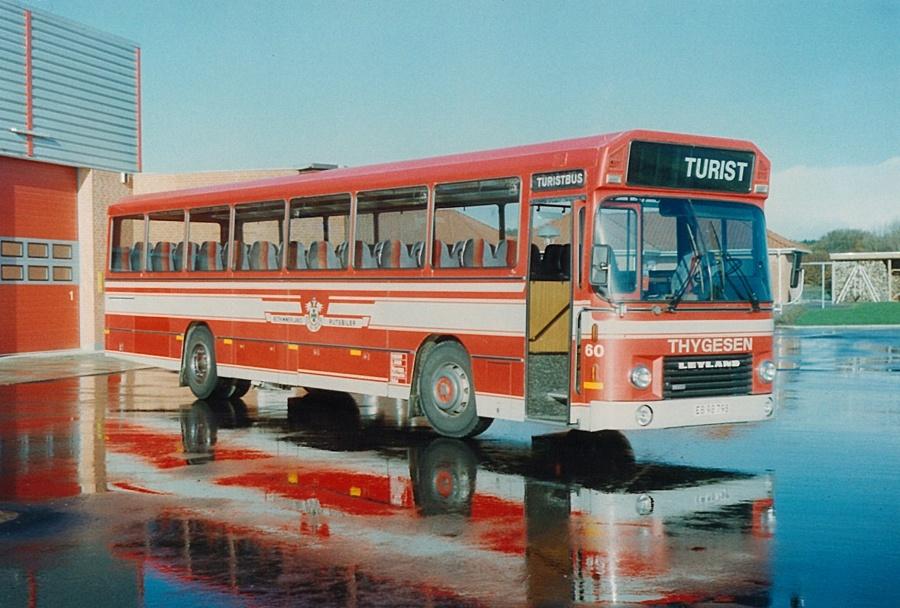 Østhimmerlands Rutebiler 60/EB98798