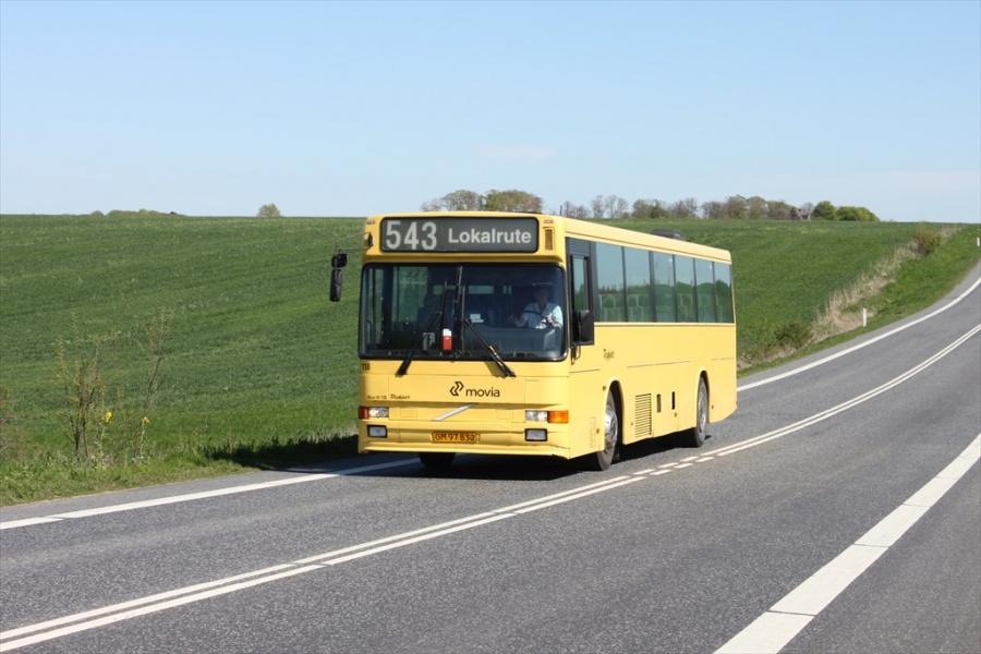 Bent Thykjær 118/OM97832 et ukendt sted på Vestsjælland den 2. maj 2012