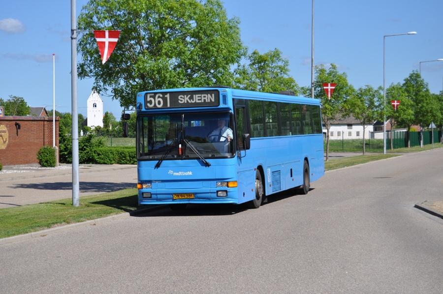 Bent Thykjær 296/OX94381 i Sdr. Felding den 3. juni 2013