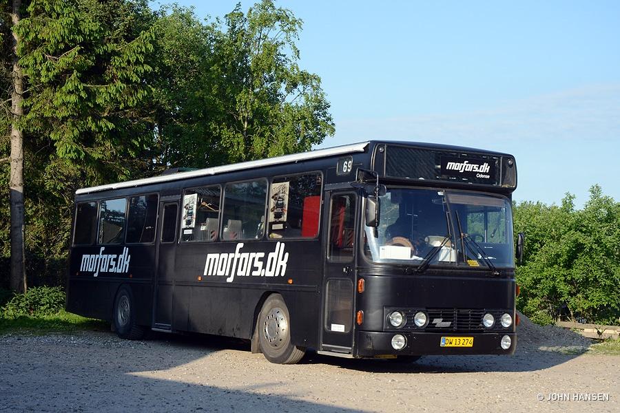 Morfars Legetøj DW13274 i Blommenslyst den 6. juni 2013