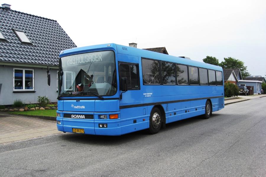 Skave Turistfart 13/VZ88279 i Feldborg den 3. juli 2013