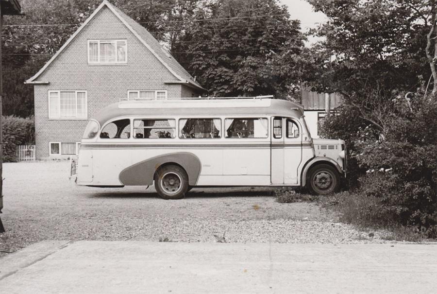 ? BZ45435 i Ramme den 1. juli 1974