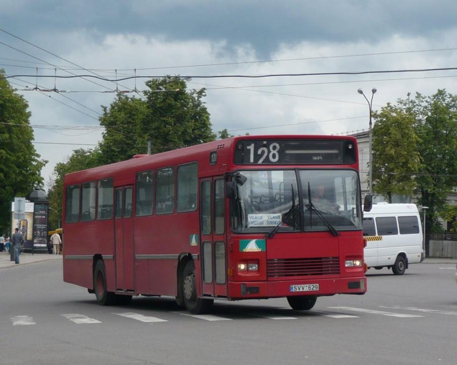 Musket SVV629 i Vilnius, Litauen den 13. juni 2009
